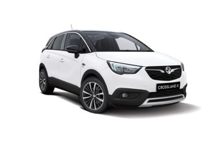 Vauxhall Crossland X SUV SUV 1.2  83PS Griffin 5Dr Manual [Start Stop]