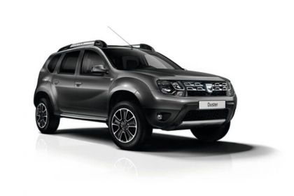 Lease Dacia Duster van leasing