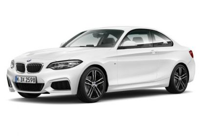 BMW 2 Series Coupe 218 Coupe 2.0 i 136PS M Sport 2Dr Auto [Start Stop]