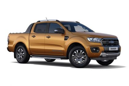 Lease Ford Ranger van leasing