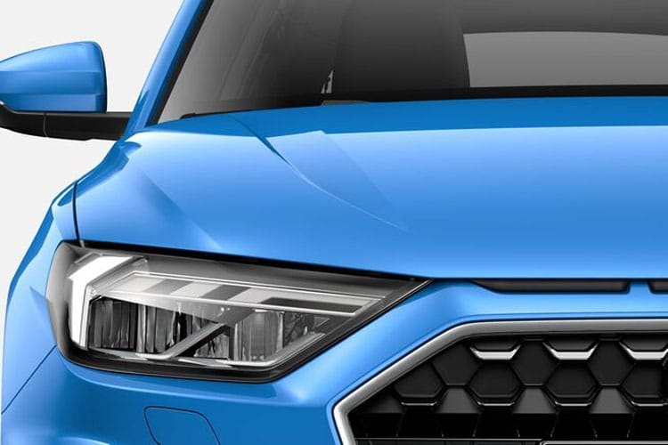 Audi A1 25 Sportback 5Dr 1.0 TFSI 95PS S line 5Dr S Tronic [Start Stop] detail view