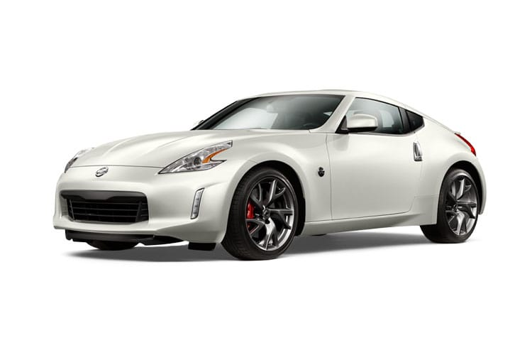 Nissan 370Z Coupe 3Dr 3.7 V6 328PS GT 3Dr Manual [50th Anniversary] front view