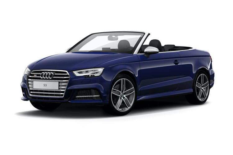 Audi A3 35 Cabriolet 2Dr 1.5 TFSI 150PS S line 2Dr Manual [Start Stop] front view