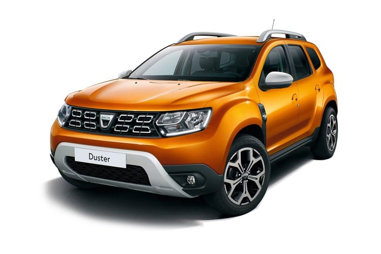 Dacia Duster SUV 2wd 1.0 TCe 100PS Comfort 5Dr Manual [Start Stop] front view