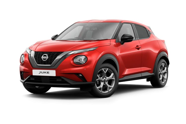 Nissan Juke SUV 1.0 DIG-T 117PS Tekna 5Dr Manual [Start Stop] front view