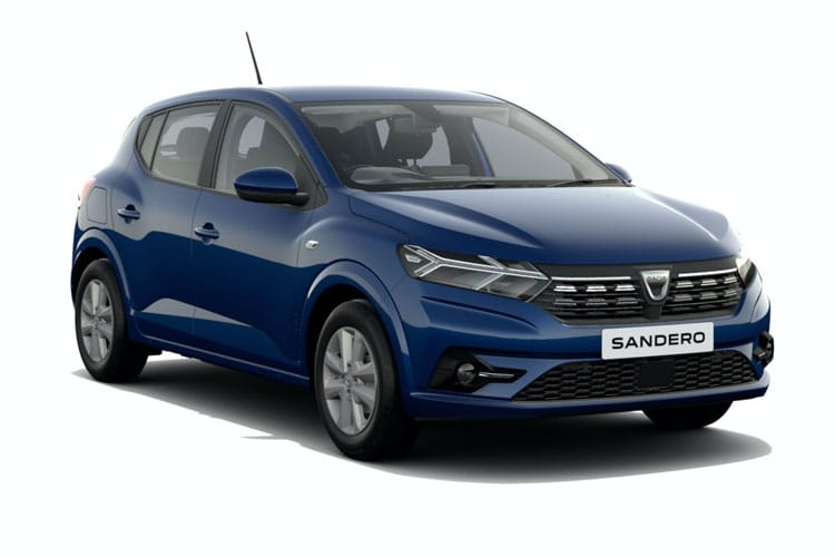 Dacia Sandero Hatch 5Dr 1.0 SCe 75PS Access 5Dr Manual front view