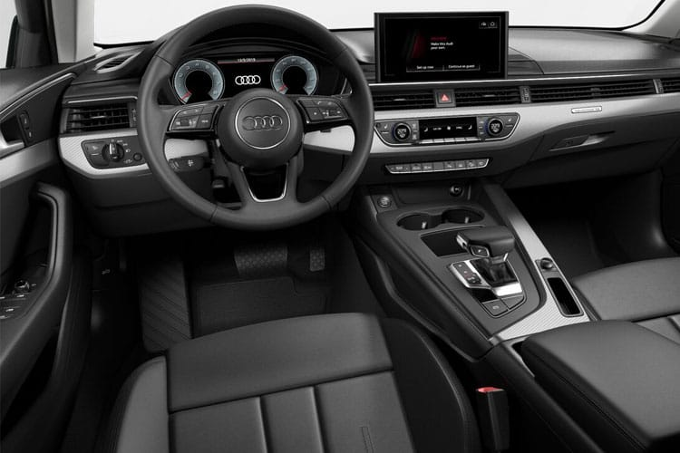 Audi A4 RS4 Avant quattro 5dr 2.9 TFSI V6 450PS  5Dr Tiptronic [Start Stop] [Comfort Sound] inside view