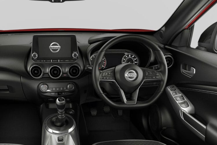 Nissan Juke SUV 1.6  112PS Bose Personal Edition 5Dr Manual inside view