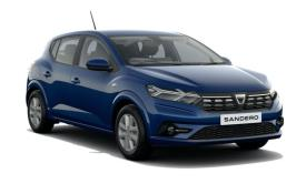 Dacia Sandero Hatchback car leasing